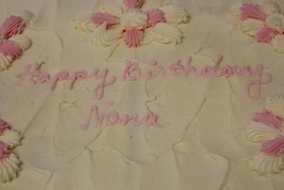 Nona's Birthday