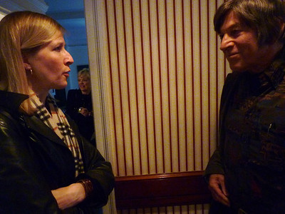 Apr 23 Thu Molly Barnes Amy Schichtel of the De Kooning Foundation