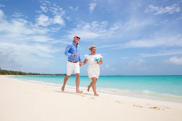 Andy and Sarah's Destination Wedding   Paradise Bay Resort   Exuma, Bahamas