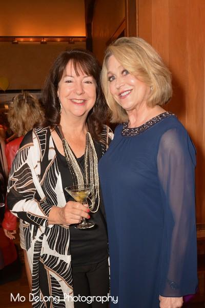 Michele Johnson and Deborah McDaniels