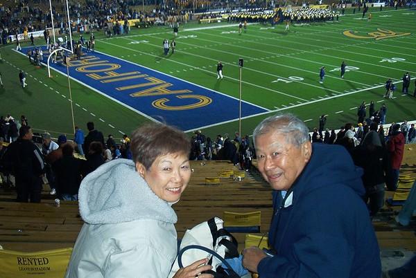 Cal-ASU Oct 30, 2004