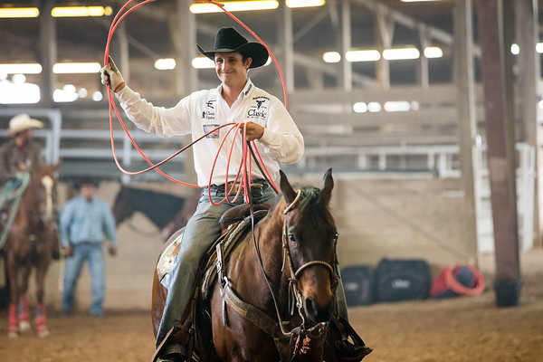 George Strait Roping - Friday