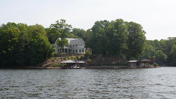 Jennison Lake House Visit May 2015