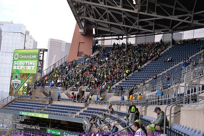 20150830 - Sounders vs Timbers