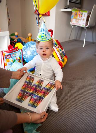 William Peter Yates 9 - 12 Months