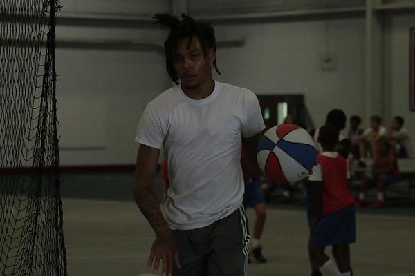 Basketball School - Day 2 - July 12