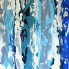 Blues Flow by Iorillo, 40x60 painting on canvas
