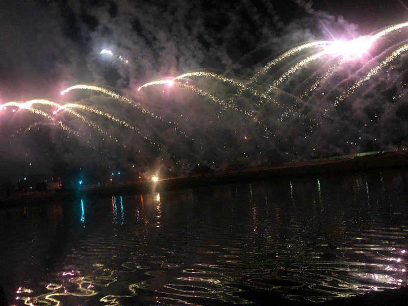 20190704 Itasca 4th of July Fireworks