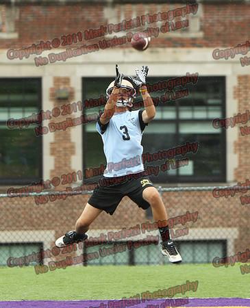 AHS Rams football practice 8-15-2011