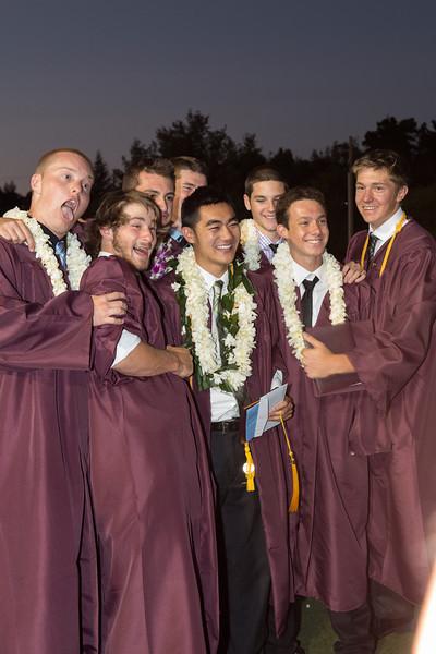 Connor HS Graduation 3