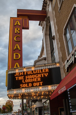 Jennifer Fulwiler - The Naughty Corner Tour