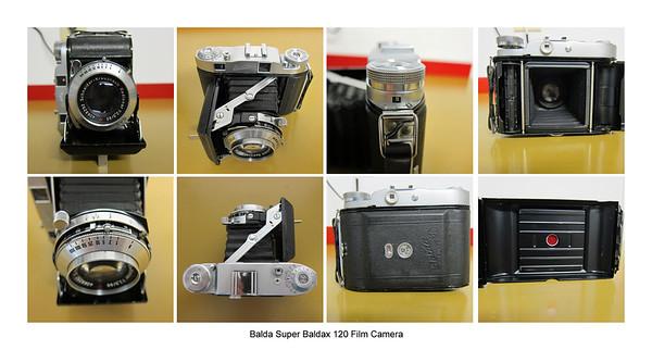 Balda Super Baldax 120 Camera