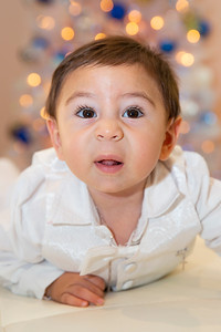 Marcos's Baptism Jan 2019