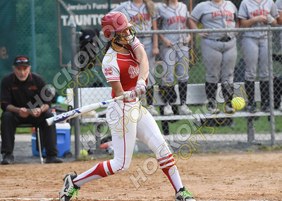 Taunton - North Attleboro Softball 5-31-19