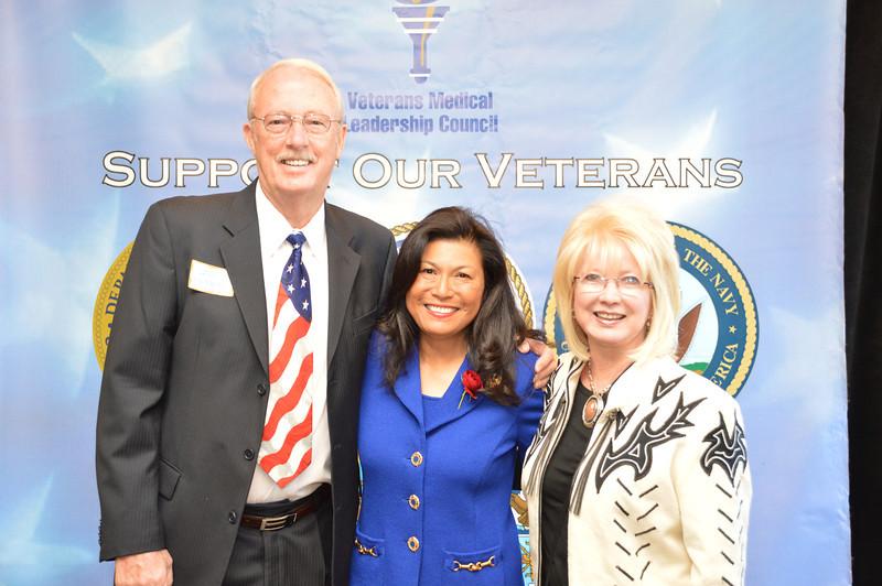 Captain Arne Soderman, Dr. Mariano & Pat Soderman