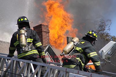 Lynn, MA - 3rd Alarm, 540 Summer Street, 7-29-10