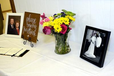 Emmett & Carolyn Eary 50th Wedding Anniversary