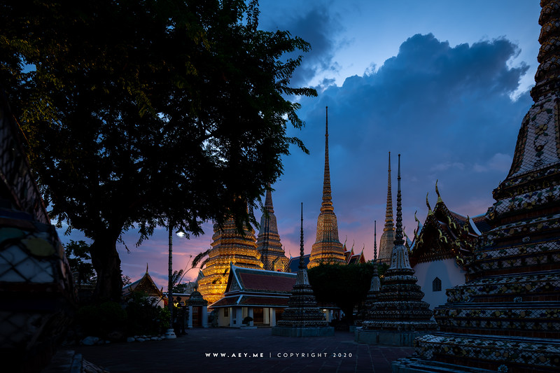 Phra Chedi & Others
