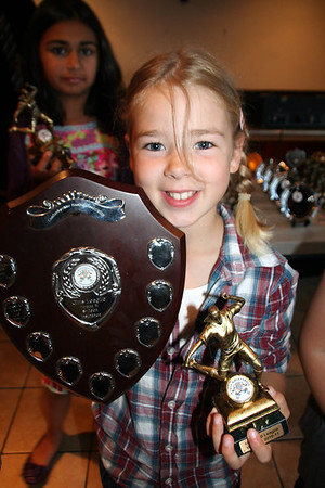 CCFC Girls 2010-11 awards