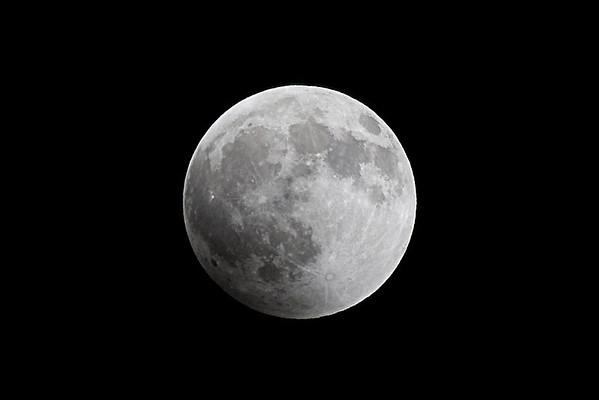 Total Lunar Eclipse - 12/21/2010
