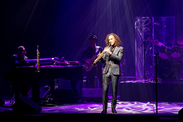 2017-12-11 Kenny G @ Theatre St-Denis