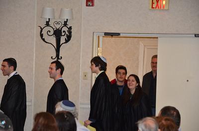 USY Hanefesh U. Graduation 4-3-11