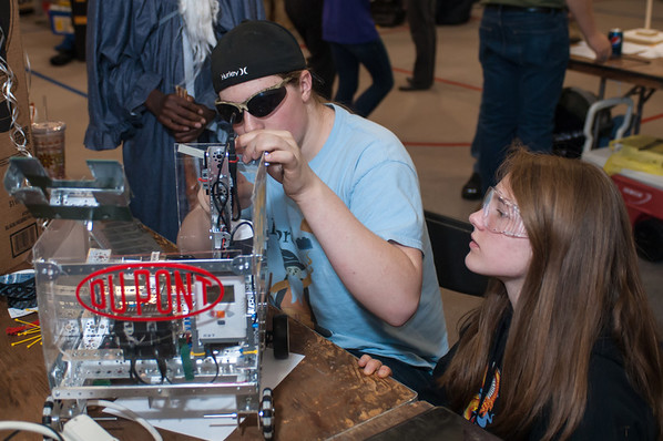FIRST Tech Challenge St. Christophers 12-15 2012