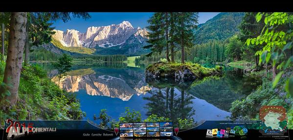 Calendario Alpi orientali 2015