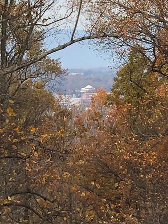 13 Nov 2017 Gettysburg Shenandoah Natl Park and Monticello