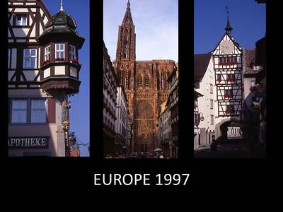 1997 Europe
