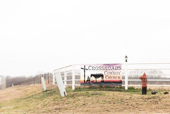 Crossroads Cowboy Church 2014