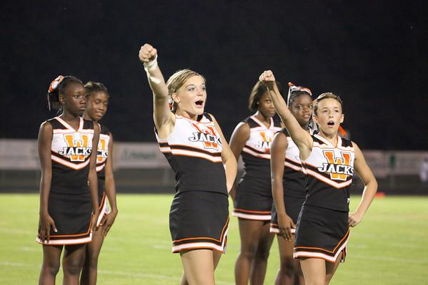Jr High Cheerleaders