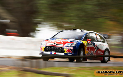 2010 Rally NZ Highlights