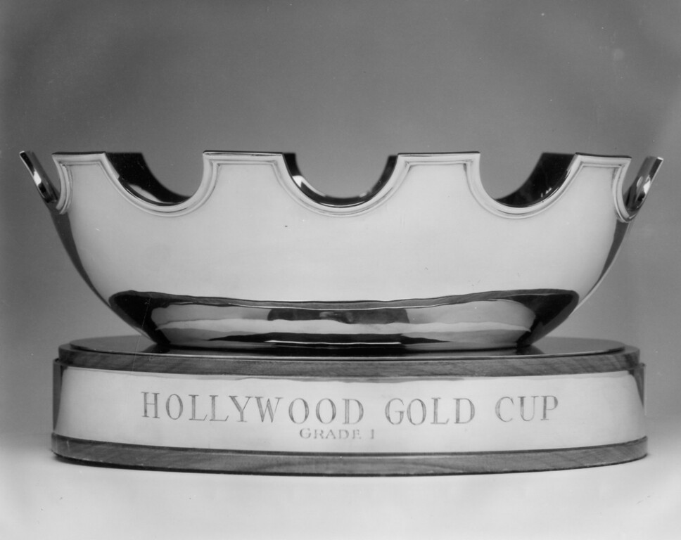 . Hollywood Gold Cup - 1980s.   (Los Angeles Daily News file photo)