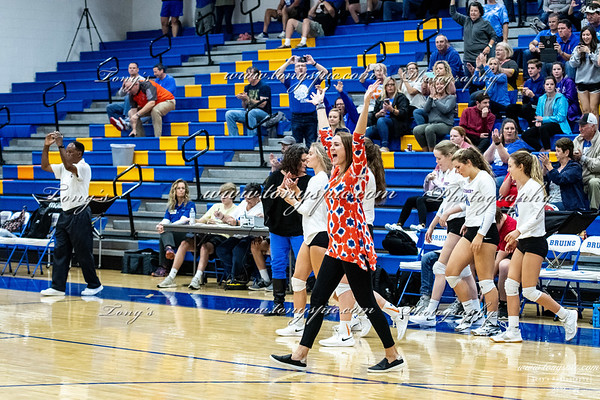 1st Round State .... Lady Bruins Vs Flowery Branch 20 Oct 2018