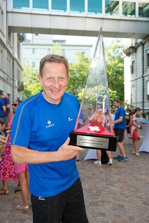 Zurich Triathlon, Marathon, Silvesterlauf