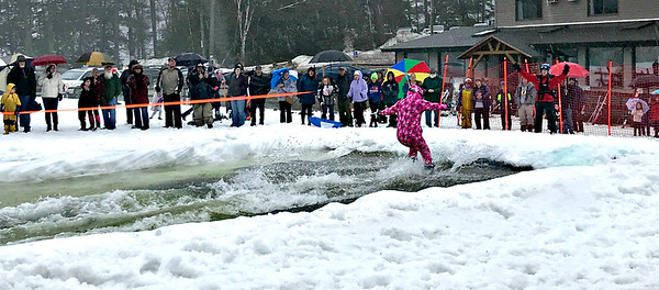 Pond Skimming - March 31, 2019