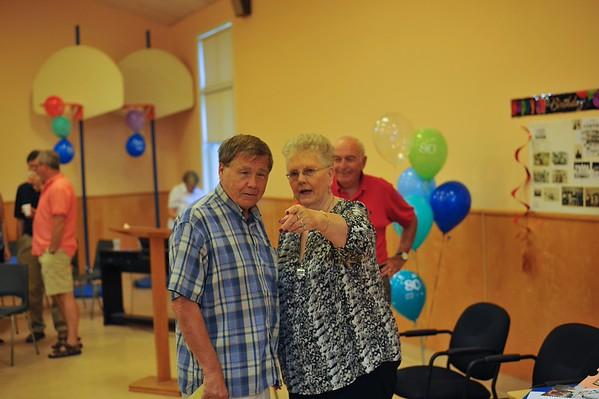 Letha's 80th Birthday