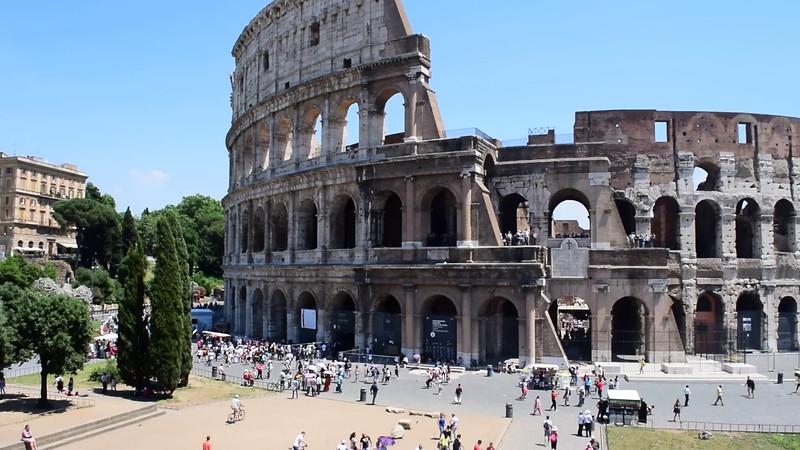 Roma 2015: Coliseo 2