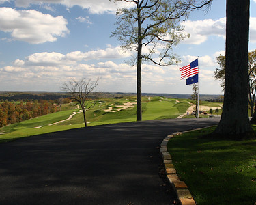 Pete Dye Golf Course - French Lick