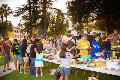 2014 Picnic & First Day of School