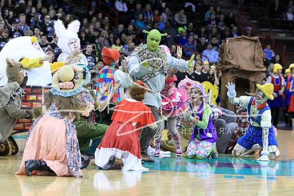 Stinky Sneaker Half Time Shows 2014