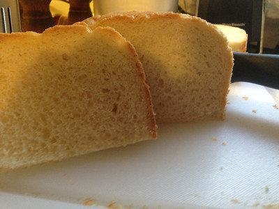 Bread machine results