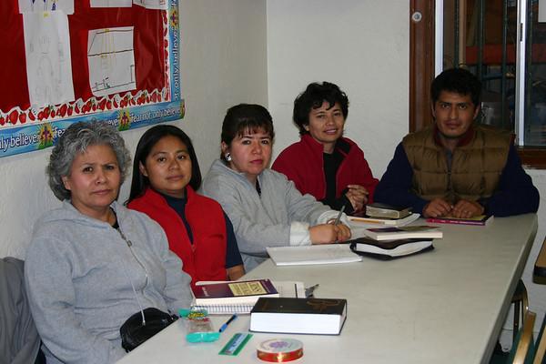 Algunos Alumnos 2004