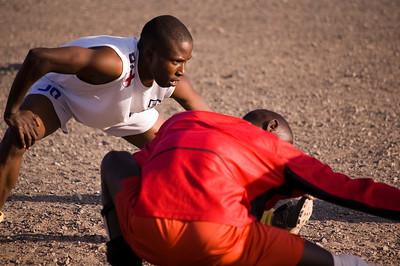 Mukuru: Soccer Match