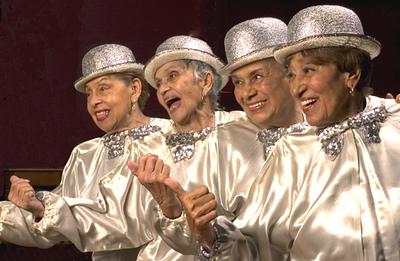 2006 event: Silver Belles