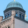 "<a href=""http://www.stgeorgestoronto.org/index.html"" target=""_blank"">St George's Greek Orthodox Church</a> South dome"