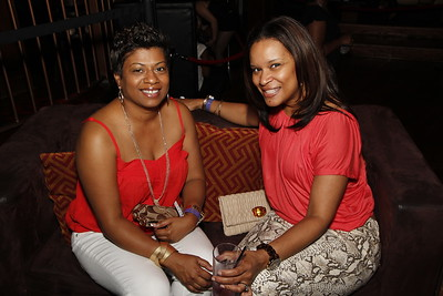 Bobby Brown Afterparty Republic May 19, 2012