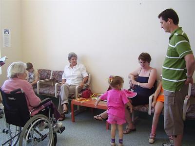 Nanna in Hospital