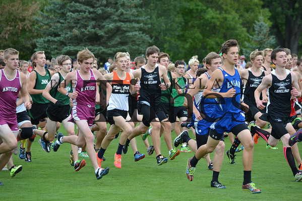 Cross Country 47th annual Bill Smiley Invitational